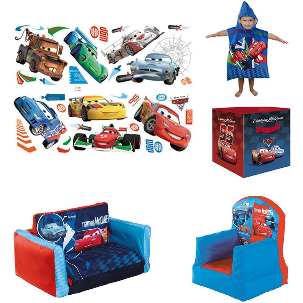 Best Official Disney Cars Bedding Bedroom Accessories Free P With Pictures