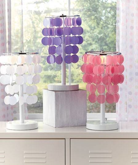 Best New Colorful Accent Table Lamps Teens Or Tweens Room Decor With Pictures