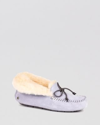 Best Ugg® Australia Moccasin Slippers Alena Bloomingdale S With Pictures