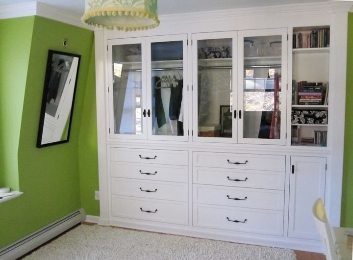 Best Custom Bedroom Built In Cabinetry In Traditional Style By With Pictures