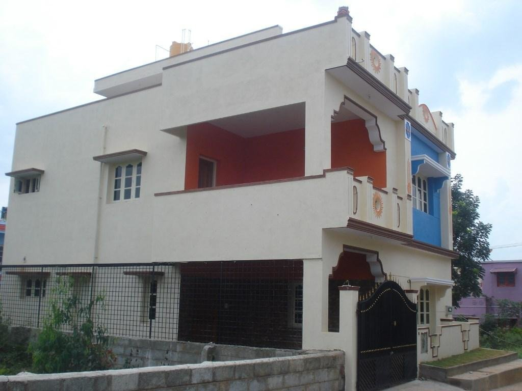 Best Duplex 4 Bedroom House For Rent In Sainagar Vidyaranyapura With Pictures