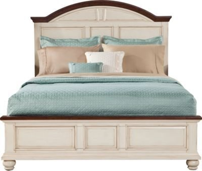 Best Berkshire Lake White 3 Pc King Panel Bed Beds Colors With Pictures