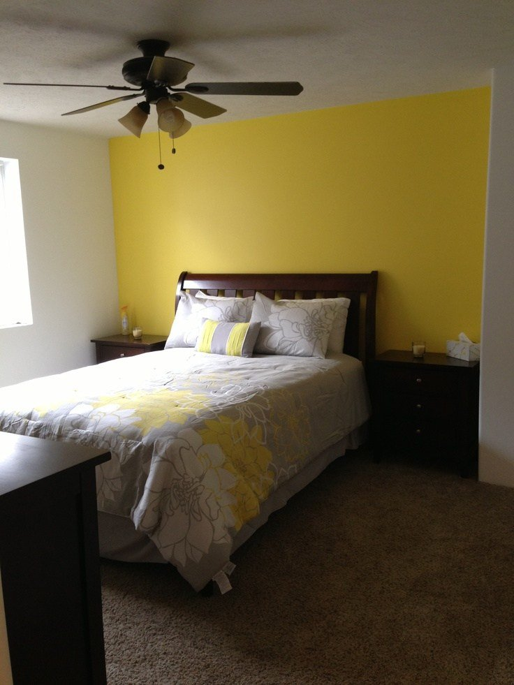 Best 33 Sunny Yellow Accents Bedroom Ideas Interior G*D With Pictures