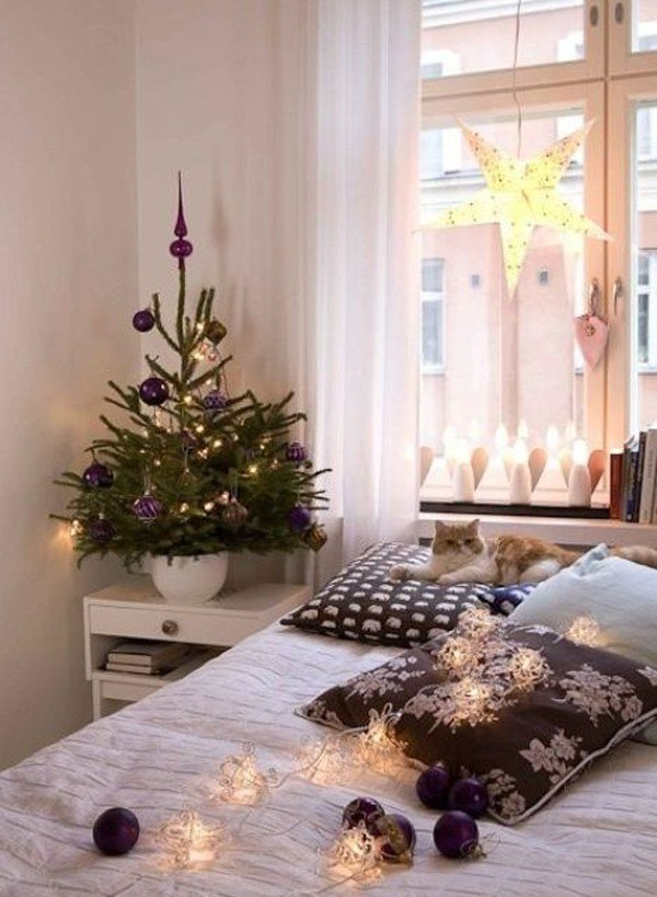 Best 33 Space Saving Christmas Tree Decor Ideas Interior G*D With Pictures