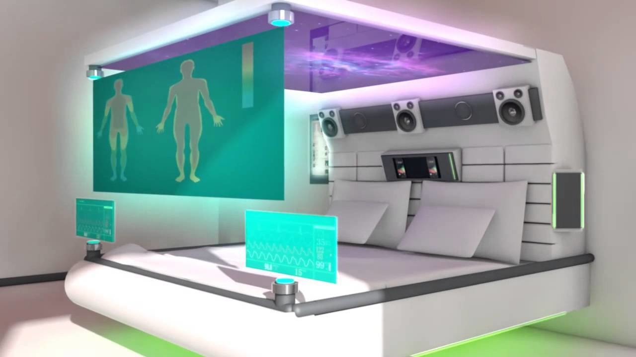Best The Bedroom Of The Future Revealed Youtube With Pictures
