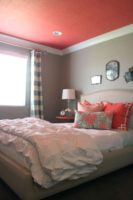 Best 2015 Paint Trends Decorating With Coral With Pictures