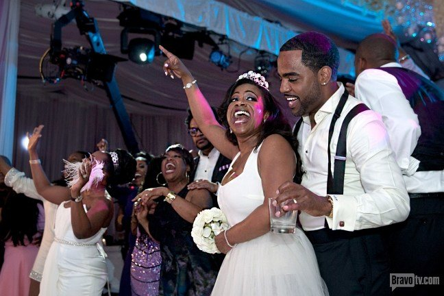 Best Kandi Reveals Her Favorite Part Of Her Wedding To Todd Tucker Kandi Burruss With Pictures