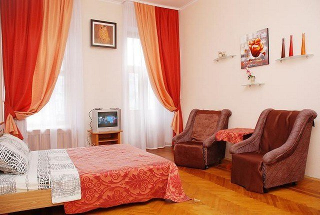 Best Appartamenti Kiev 281 One Bedroom Cheap Apartment For With Pictures