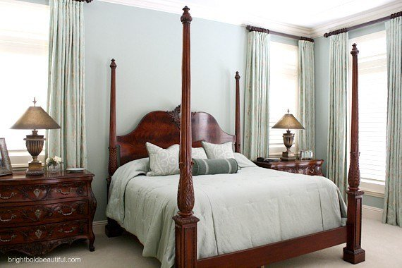 Best Soothing Bedroom Colors Benjamin Moore Silver Gray With Pictures