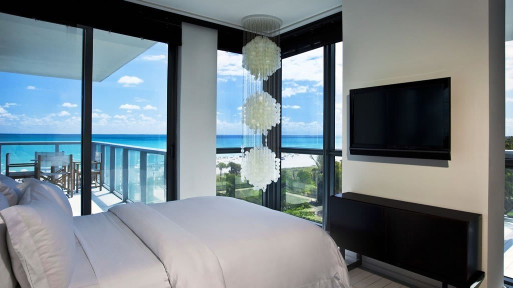 Best Suite Of The Week The Stylish E Wow Suite At The W South With Pictures