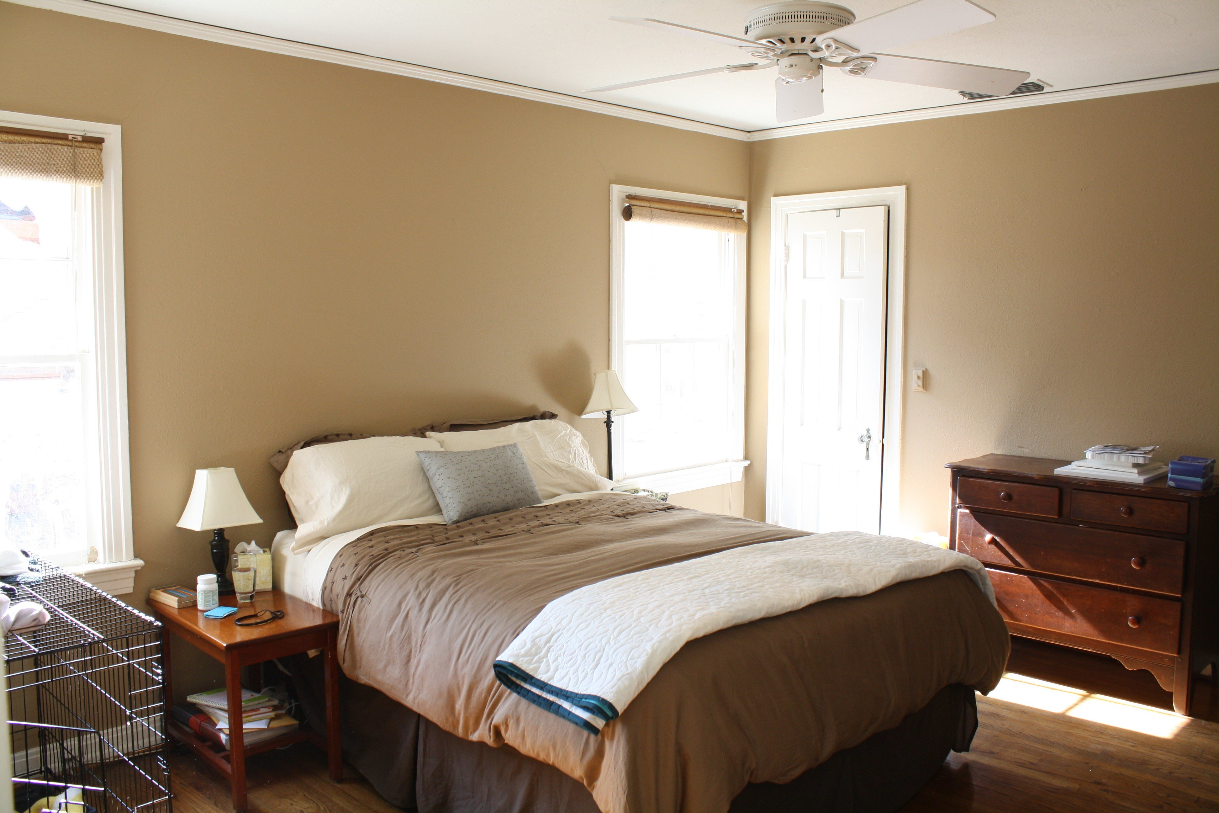 Best Chocolate Brown Bedroom Walls Home Decorating Ideas With Pictures