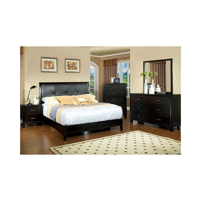 Best Sleek Contemporary Bedroom Set Modernmist Limited With Pictures