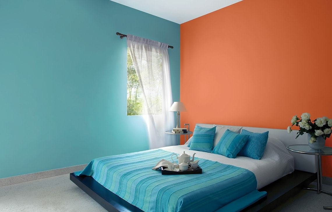 Best Asian Paint Colour Shades Bedrooms Video And Photos With Pictures