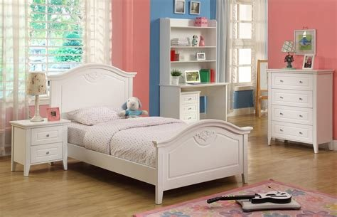 Best White Bedroom Suite Marceladick Com With Pictures