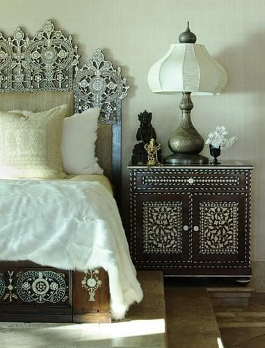 Best 21 Moroccan Chic Bedrooms Messagenote With Pictures