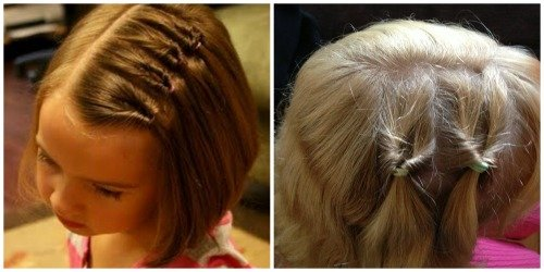 Free 5 Quick And Easy Hairstyles For Little Girls – Mediocre Mum Wallpaper
