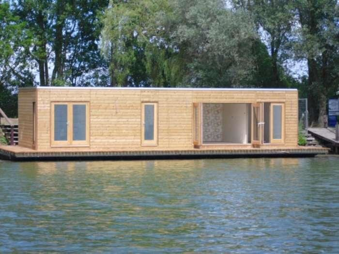Best 2 Bedroom House Boat For Sale In Modern Floating Homes Tw17 With Pictures