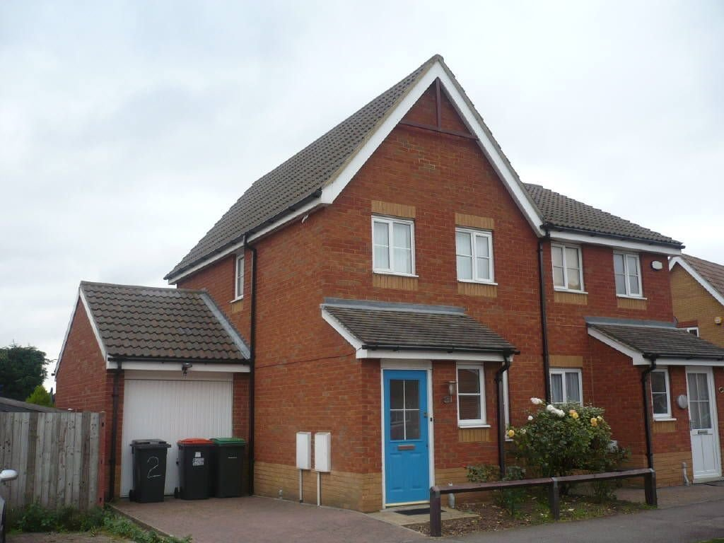 Best 2 Bedroom Terraced House To Rent In Pilgrims Way Bedford Bedfordshire Mk42 Mk42 With Pictures