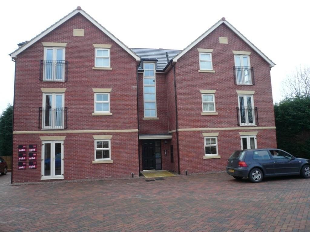Best 2 Bedroom Flat To Rent In Cherry Tree Bessacarr Doncaster Dn4 With Pictures