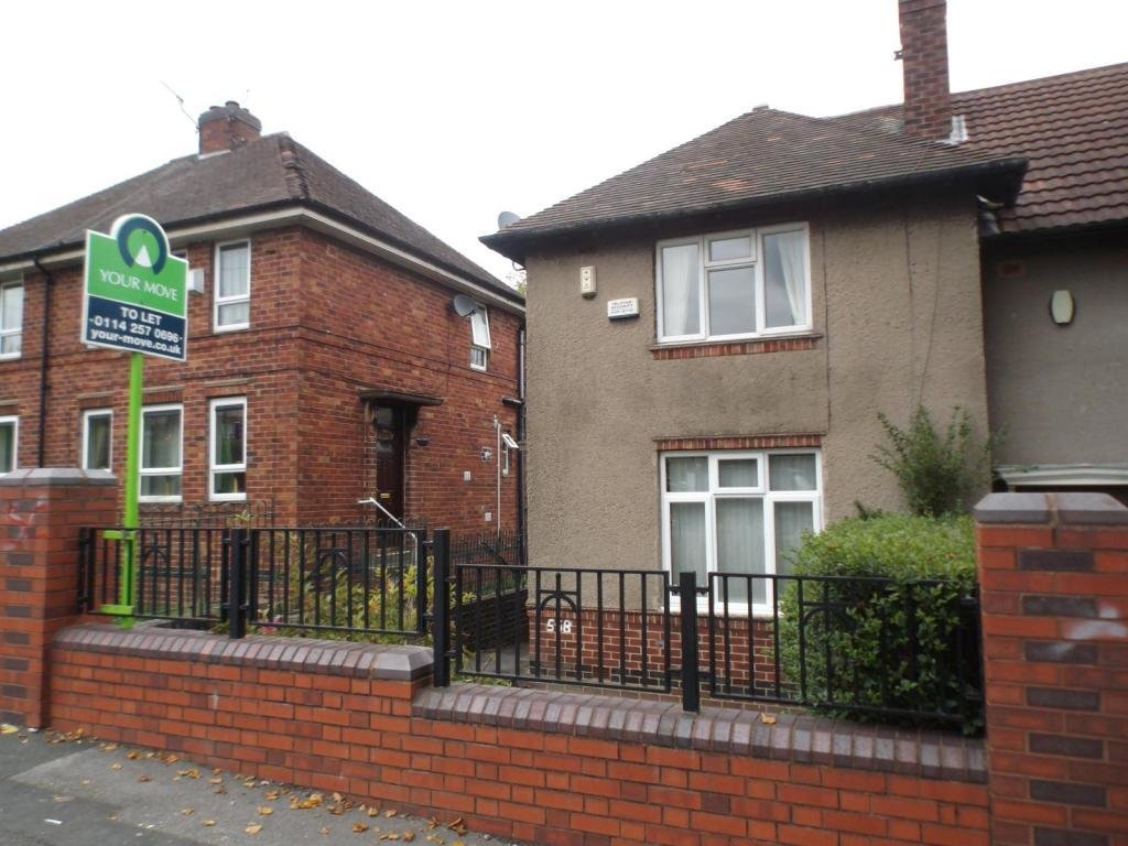 Best 2 Bedroom House To Rent In Deerlands Avenue Sheffield S5 S5 With Pictures