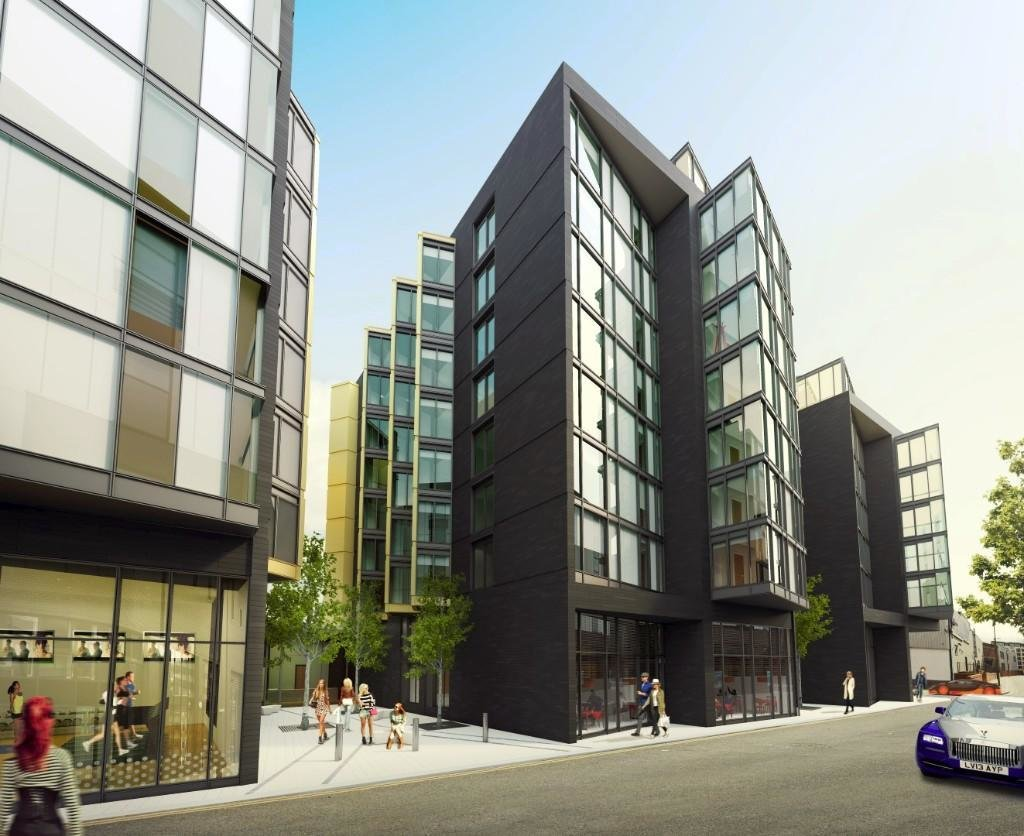 Best 1 Bedroom Flat For Sale In X1 Liverpool One Apartments With Pictures Original 1024 x 768