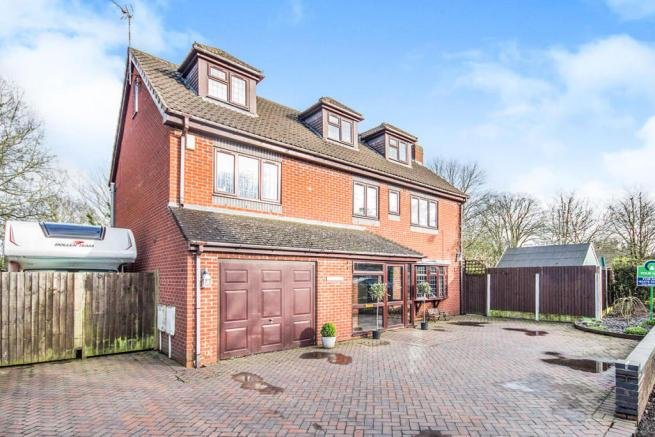 Best 5 Bedroom Detached House For Sale In Tamworth Road Fillongley Coventry Cv7 Cv7 With Pictures