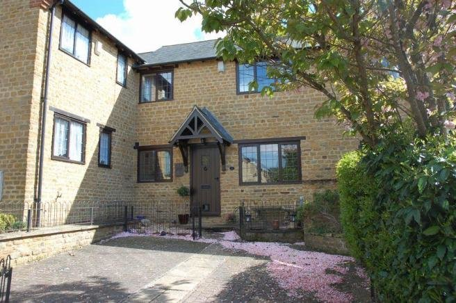 Best 2 Bedroom Terraced House To Rent In Ashby Gardens Moulton With Pictures