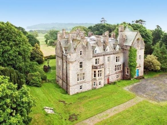 Best 20 Bedroom Country House For Sale In Auchencairn Castle With Pictures
