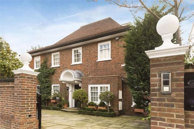 Best 4 Bedroom House For Sale In Queens Grove London Nw8 Nw8 With Pictures