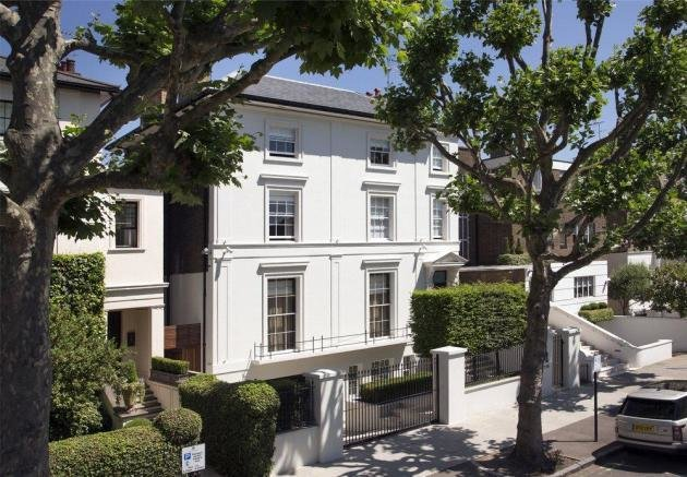 Best 6 Bedroom Detached House For Sale In Hamilton Terrace St With Pictures