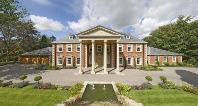 Best 7 Bedroom Detached House For Sale In Runnymede Mansion 66 With Pictures