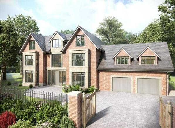 Best 6 Bedroom Detached House For Sale In Old Hall Lane With Pictures