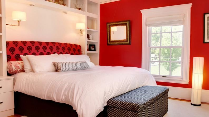 Best 20 Red Bedroom Ideas That Look Pretty Classy With Pictures
