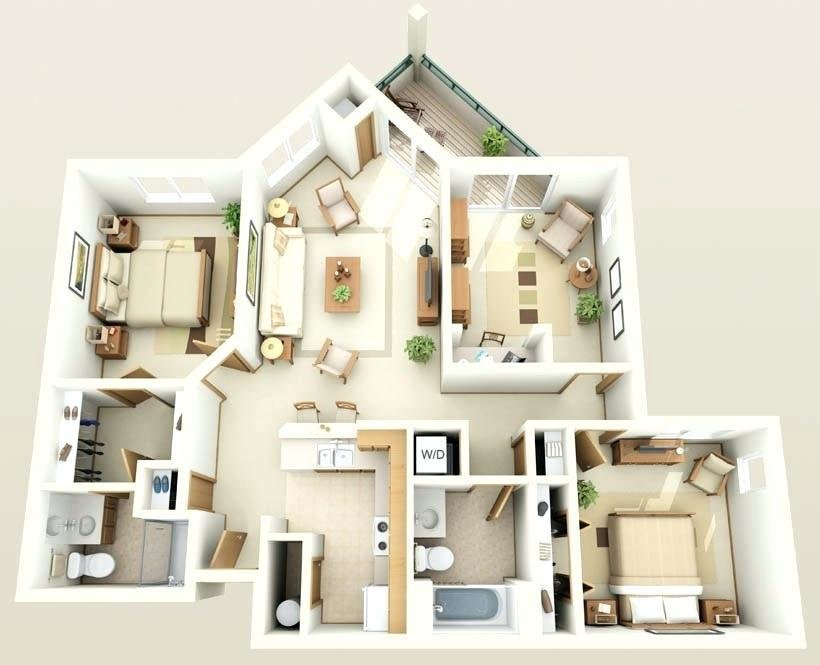 Best 3 Bedrooms Apartments For Rent Near Me House Info With Pictures