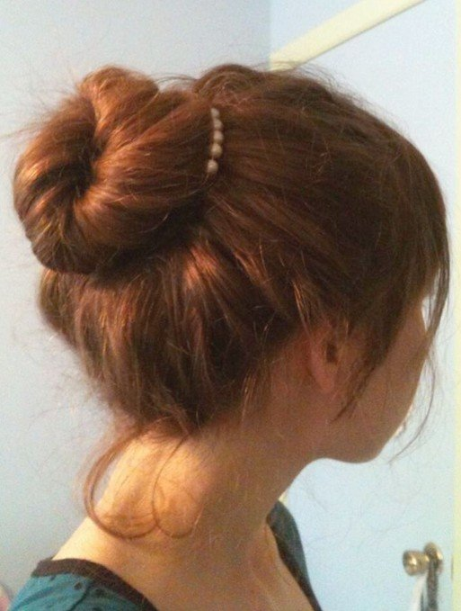 Free Simple And Easy Hair Updos Popular Haircuts Wallpaper