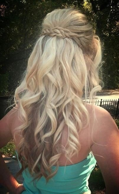 Free 8 Fantastic New Dance Hairstyles Long Hair Styles For Wallpaper