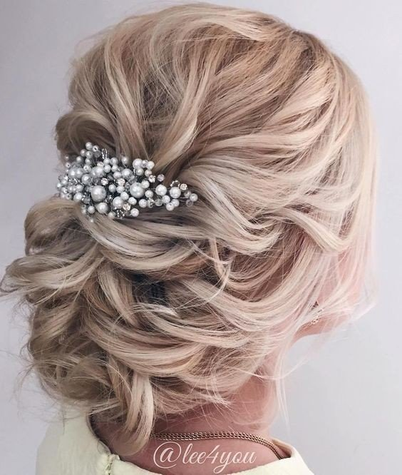 Free 10 Beautiful Updo Hairstyles For Weddings 2019 Wallpaper