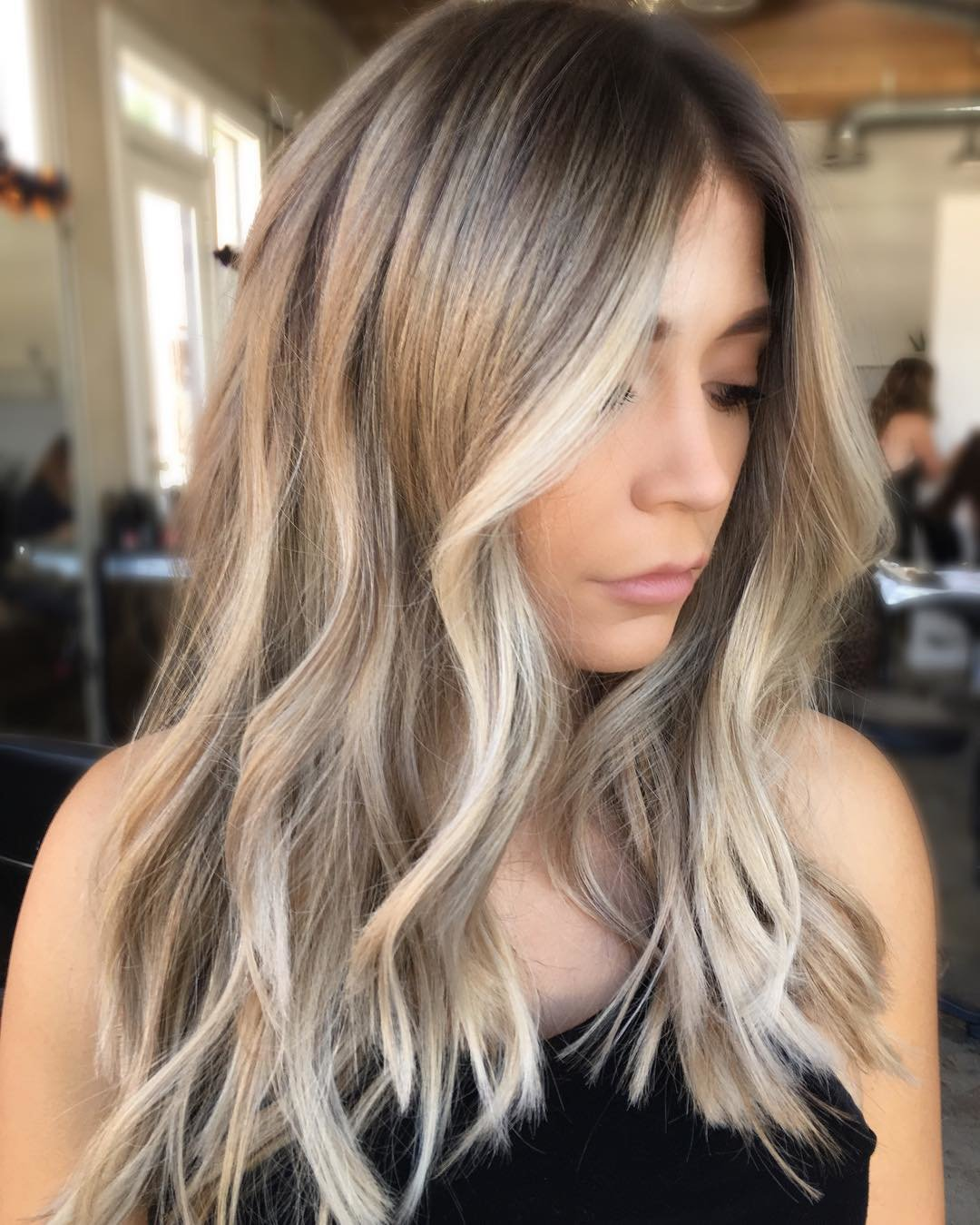 Free 10 Ash Blonde Hairstyles For All Skin Tones 2019 Wallpaper