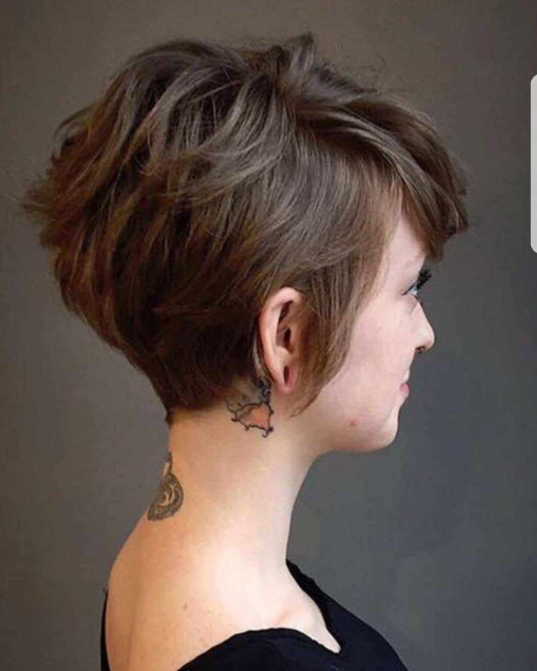 Free 10 Flattering Short Straight Hairstyles 2019 Wallpaper