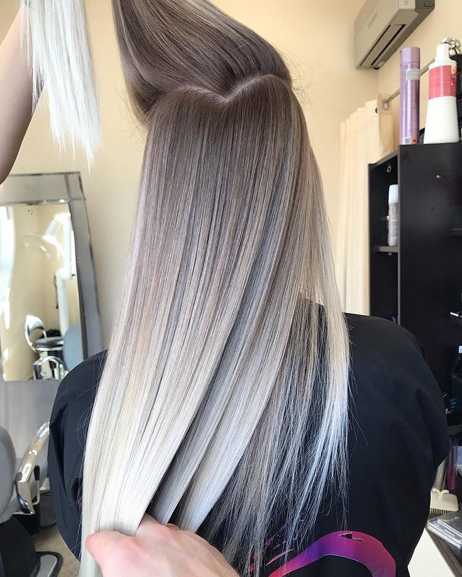 Free 10 Gorgeous Ombre Balayage Hairstyles For Long Hair Wallpaper