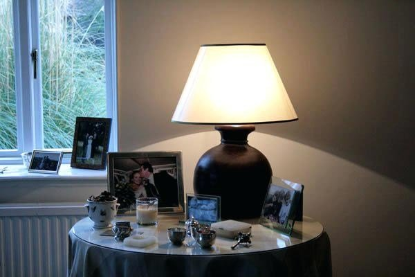 Best Beautiful Interior Elegant End Table Lamps For Living Room Regarding Warm With Pomoysam Com With Pictures