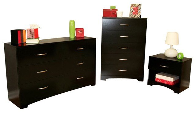 Best Amazing Bedroom Cheap Black Dresser Set With Regard To With Pictures