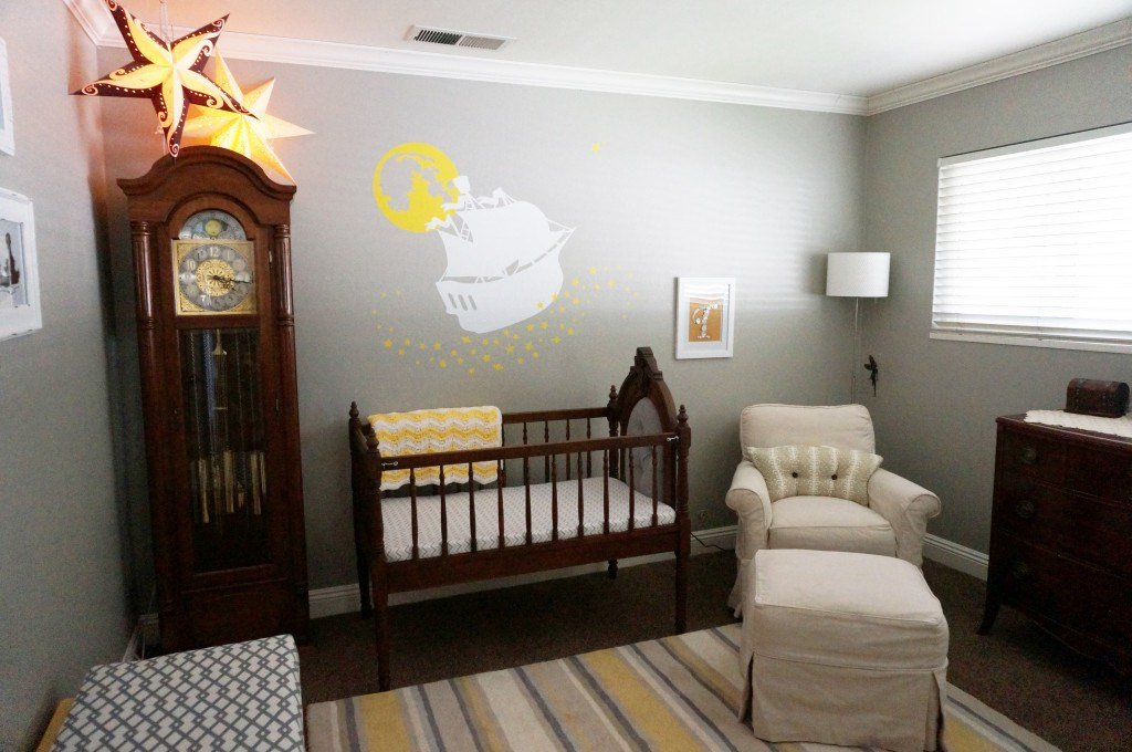 Best Gender Neutral Neverland Nursery Project Nursery With Pictures