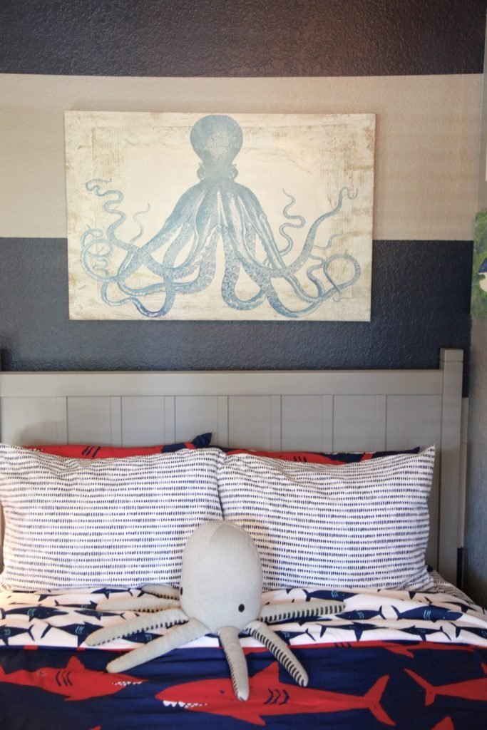 Best Shark Themed Boy S Room Project Nursery With Pictures