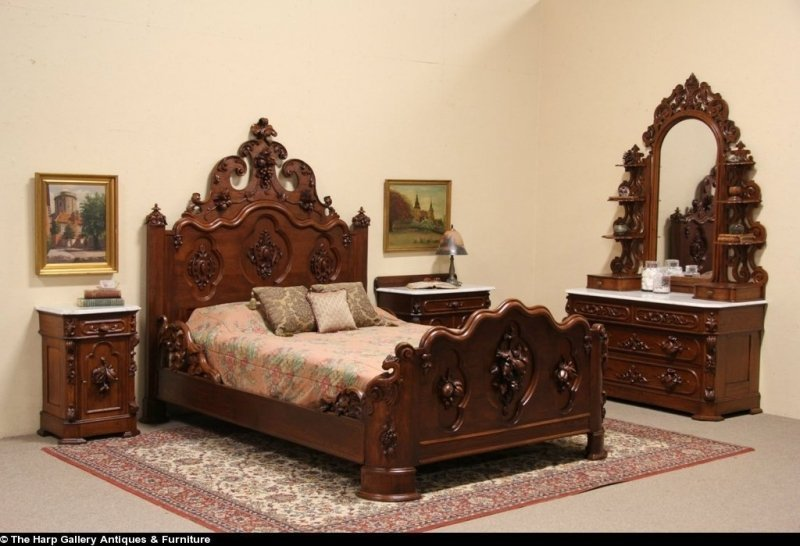 Best Victorian Bedroom Sets Foter With Pictures
