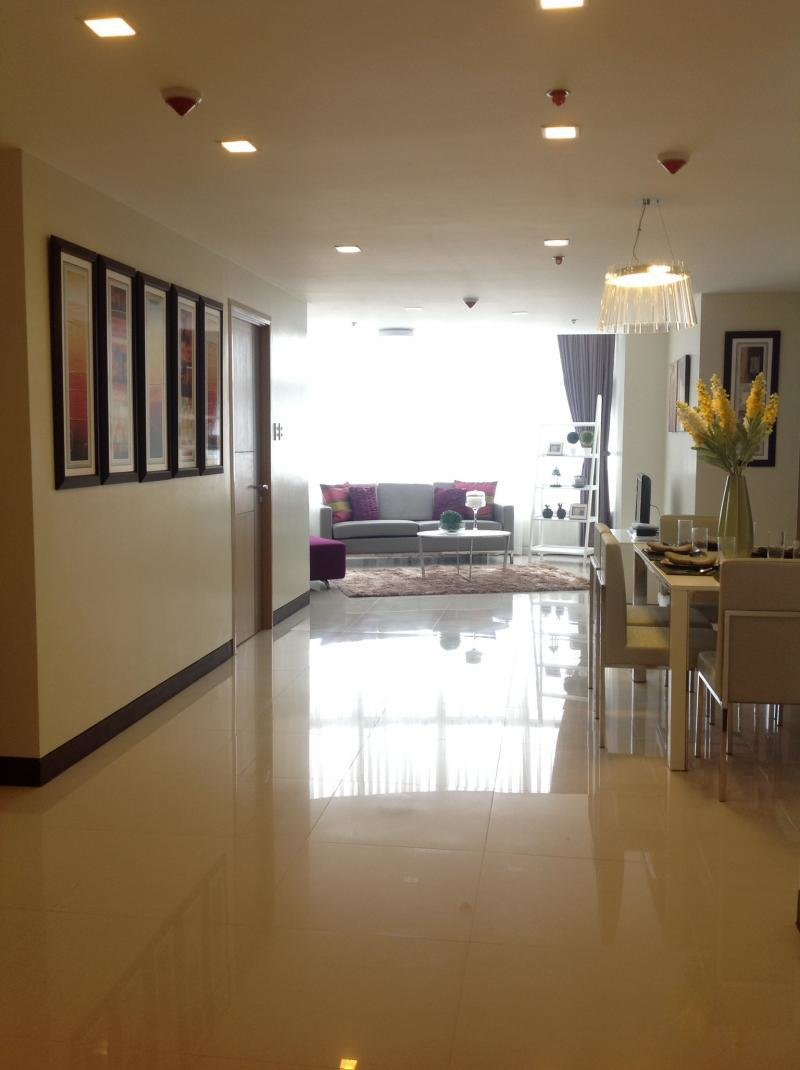 Best 3 Bedroom Condo For Rent At One Central Makati W Maids With Pictures