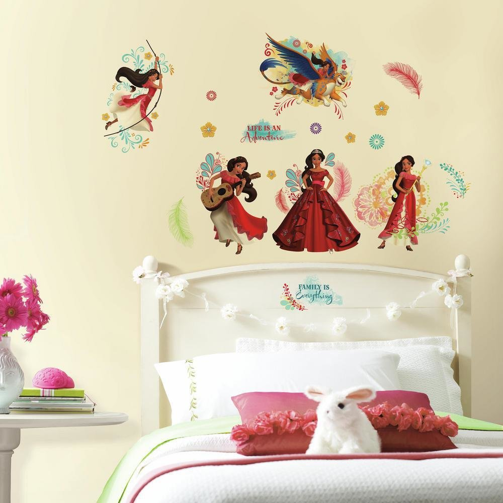 Best Roommates Welcomes Elena Of Avalor Wall Decals Roommates With Pictures
