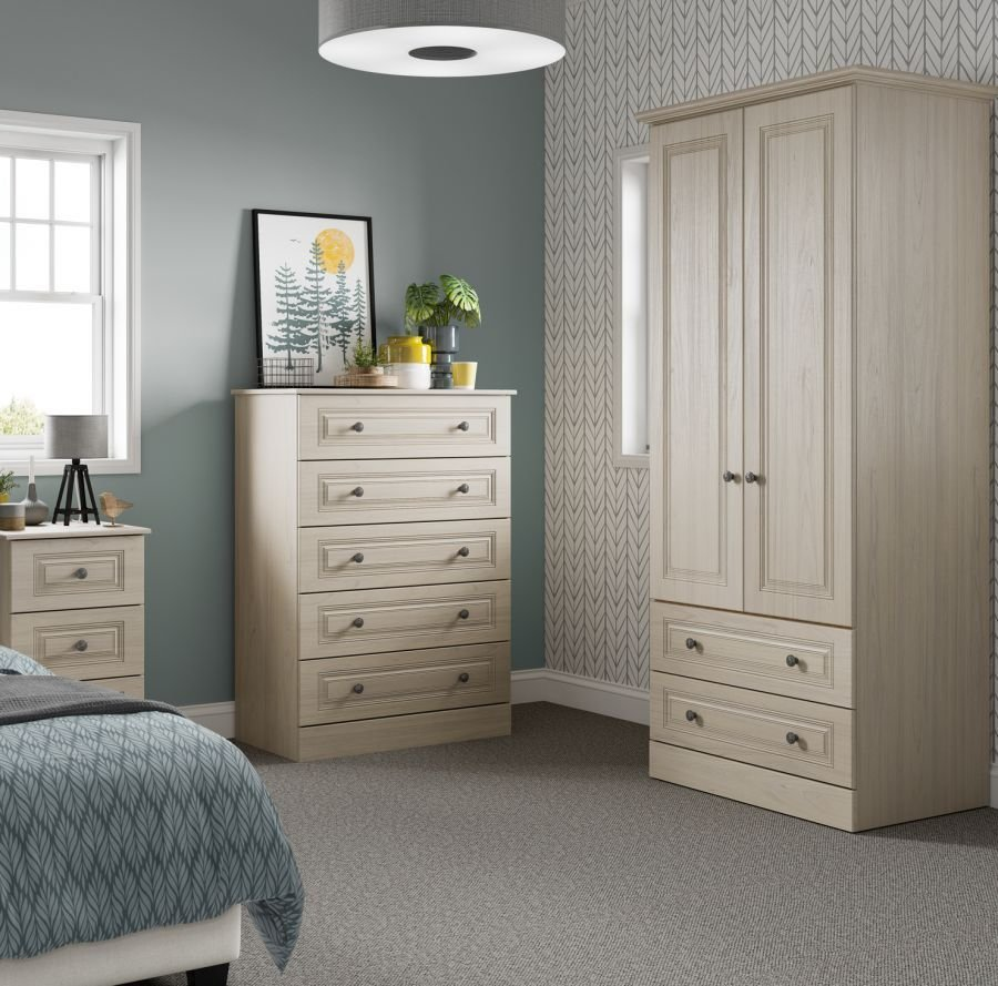 Best Kingstown Toledo Bedroom Furniture For Sale Ramsdens With Pictures