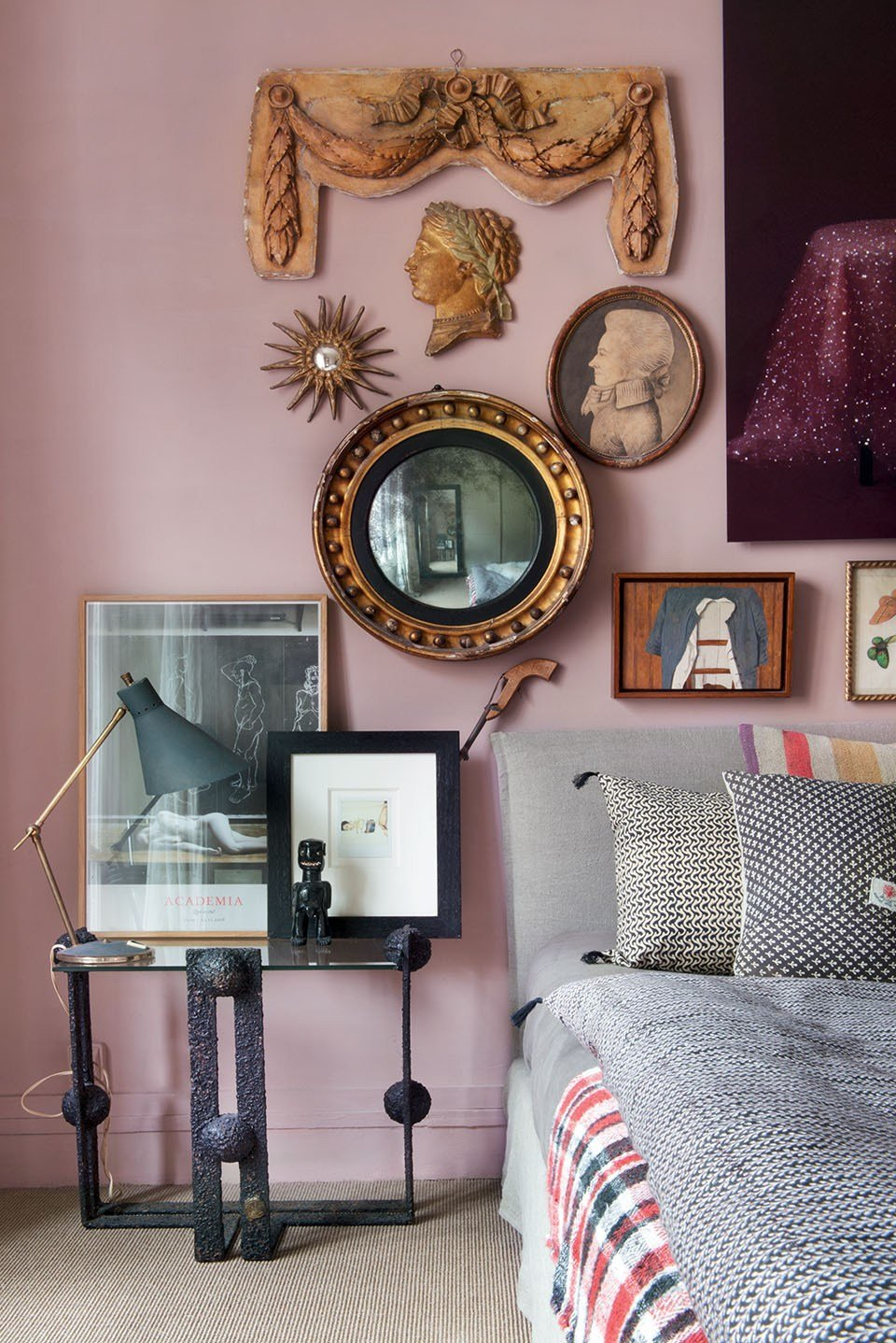 Best Vintage Style Small Apartment Of Carole Borraz With Pictures