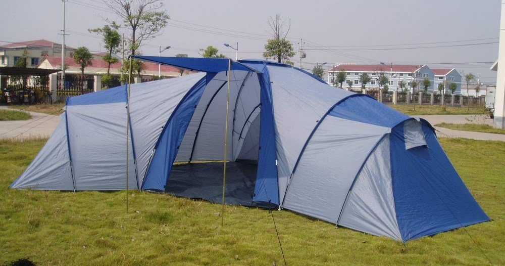 Best Huge Camping Living Tent 3 Bedroom Tent With Living Room With Pictures
